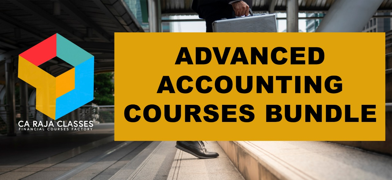 Advanced Accounting Courses Bundle cover