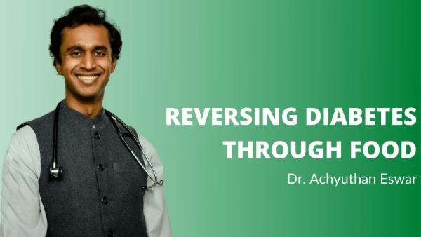 Reverse Diabetes Webinar: Live Session cover