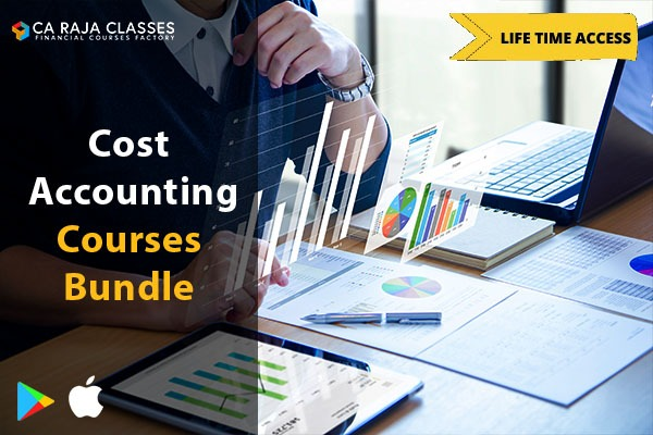 Cost Accounting Courses Bundle cover