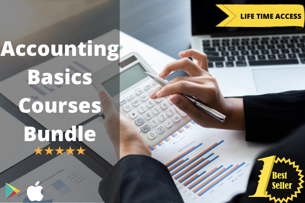 Accounting Basics Courses Bundle cover