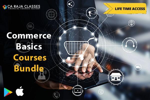 Commerce Basics Bundle Courses cover