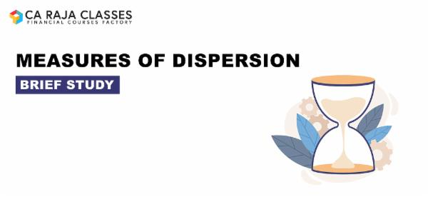 Measures of Dispersion - Brief Study cover