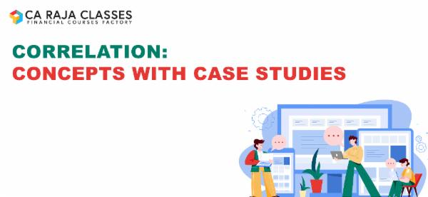 Correlation : Concepts with Case Studies cover