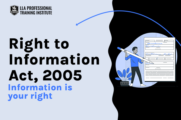 Right to Information Act cover