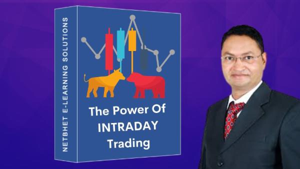 Netbhet - Power Of Intraday Trading cover