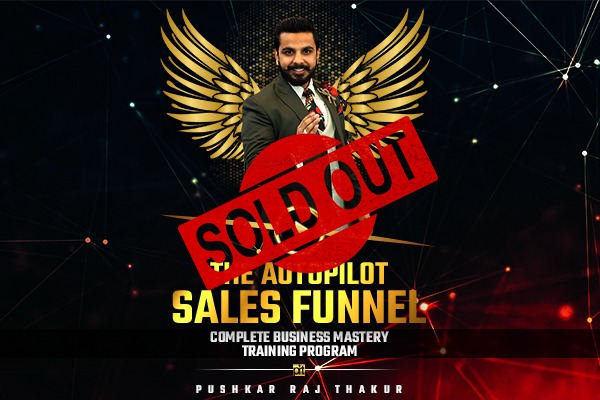Auto Pilot Sales with Latest Digital Marketing Strategies cover