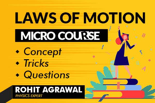 Laws of Motion - Micro Course cover