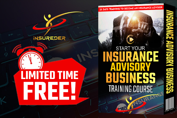 Start Your Insurance Advisory Business - IAB Training Program cover