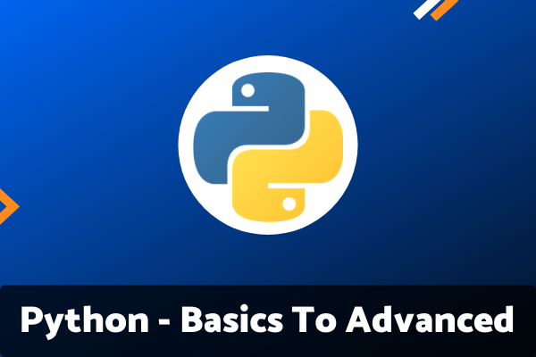 Complete Python Programming - Basics to Advanced Concepts cover