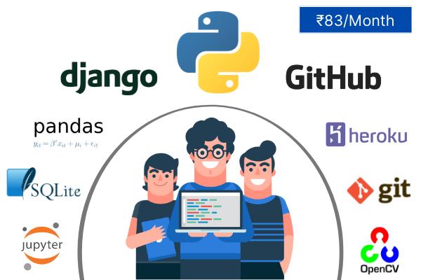 The Ultimate Python Developer Bundle cover
