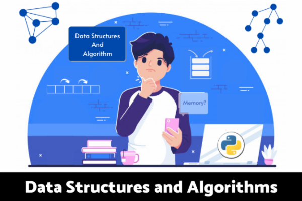 Data Structures and Algorithms Bootcamp Using Python cover