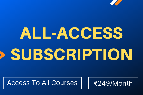 Unlimited Access - All Courses cover