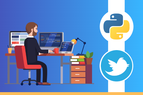 Project: Building Twitter Bot With Tweepy and PythonAnywhere cover