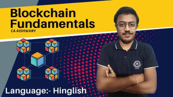 Blockchain Fundamentals cover