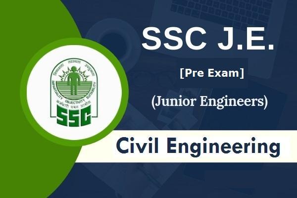 SSC JEN_PRE (Mini) TEST SERIES cover