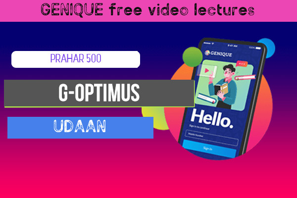 LIVE CLASS VIDEO LECTURES cover