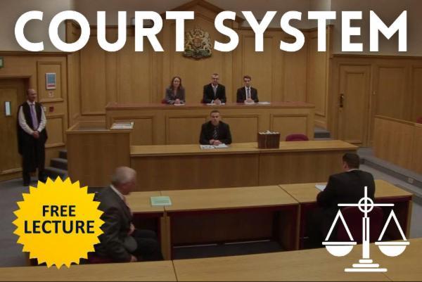 Court System - Civil Procedure Code cover