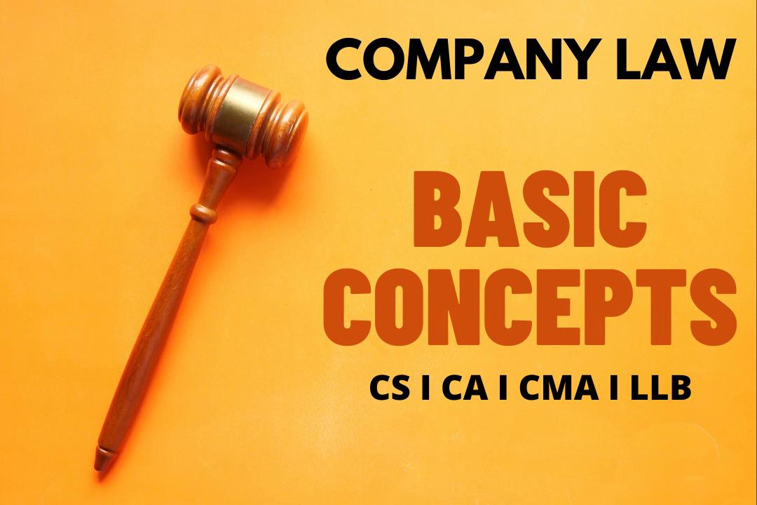 Basics of Company Law_CL cover