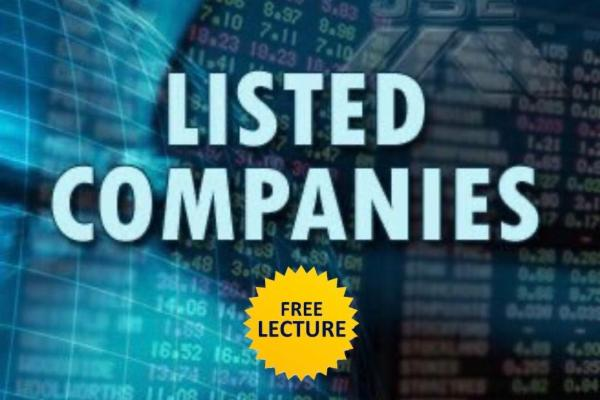 Listed Companies cover