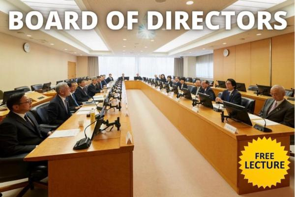 Board OF Directors_CL cover