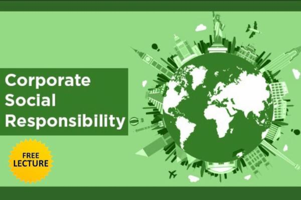 CSR - FULL ANALYSIS - Corporate Social Responsibility - CS / CA / CMA cover