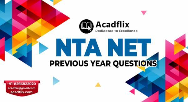 MCQs and NTA NET PYQs cover