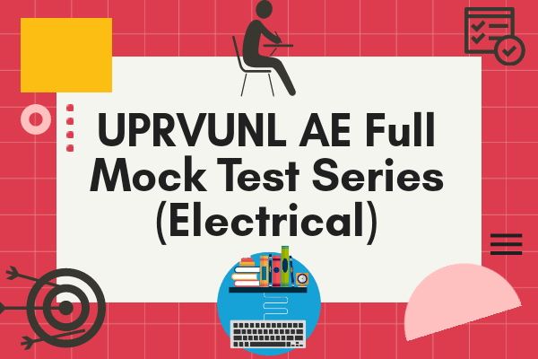 UPRVUNL AE Full Mock Test Series (Electrical) cover