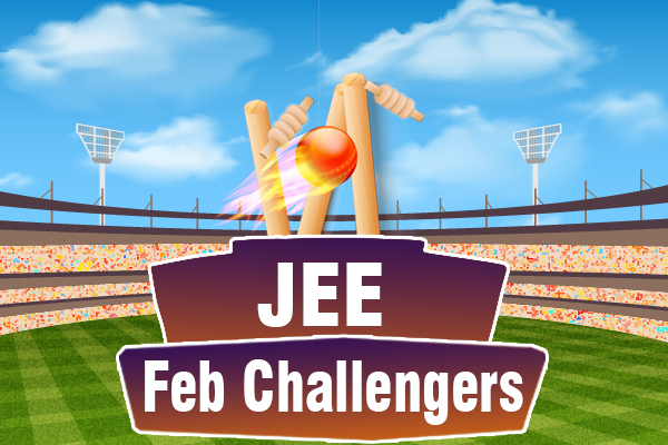 JEE Feb Challengers (Crash Course for JM Feb 2021) cover