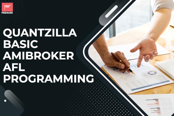 Quantzilla Basic - Amibroker AFL Programming cover