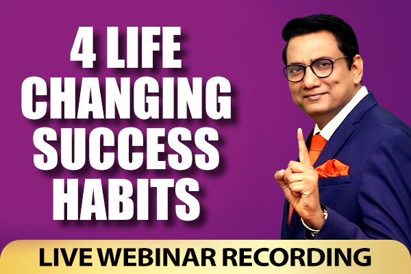 4 Life Changing Success Habits cover