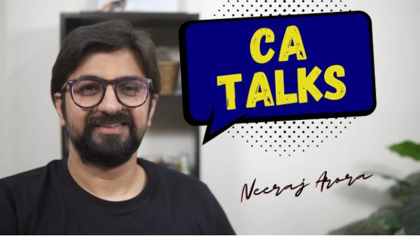 CA Talks cover