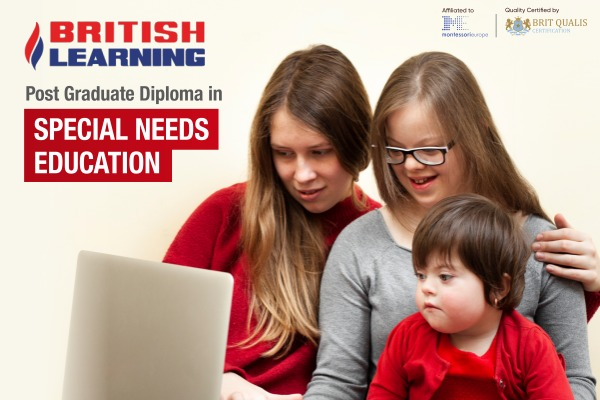 Post Graduate Diploma in Special Needs Education cover
