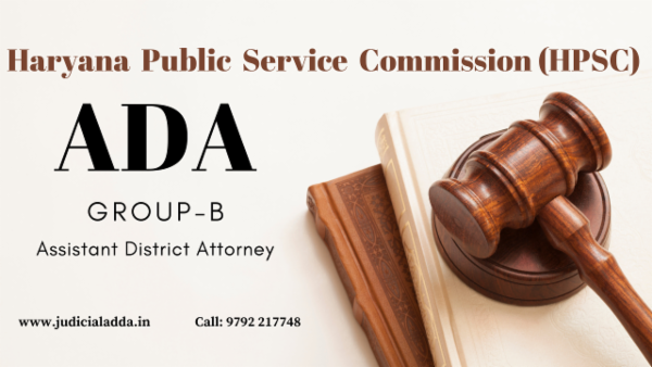 Assistant District Attorney (ADA) cover