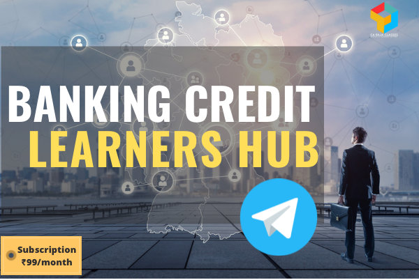 Banking Credit Learners Hub (in Telegram) cover