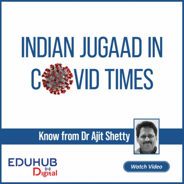 Indian Jugaad in COVID Times cover
