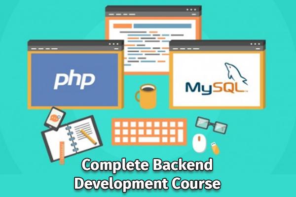 PHP - MYSQL (Complete Backend Development Course) cover