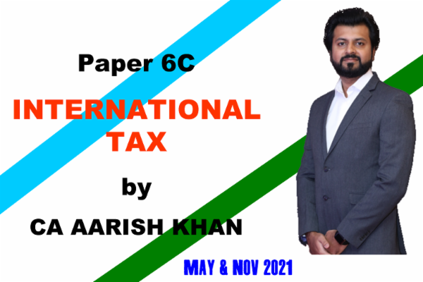 CA FINAL - Direct Tax cover