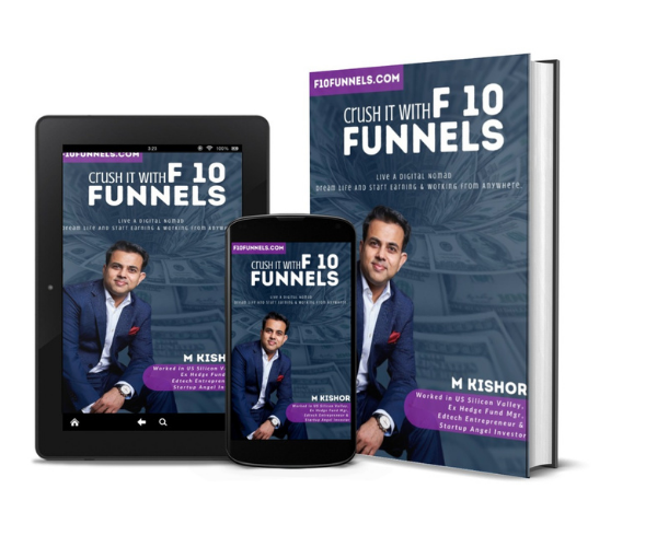 F10Funnels All Courses cover
