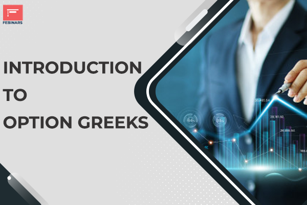 Introduction to Option Greeks cover