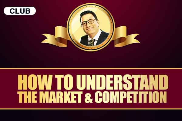 How to Understand the Market & Competition cover
