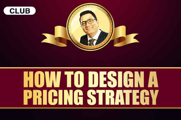 How to Design a Pricing Strategy cover