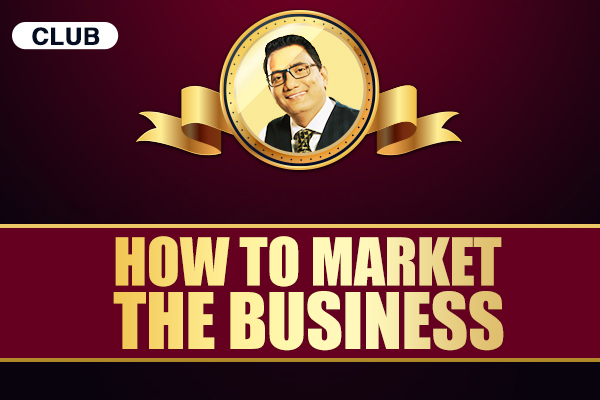 How to Market the Business cover