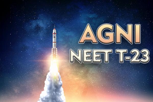 NEET T-23 AGNI (Integrated Class10+NEET) cover