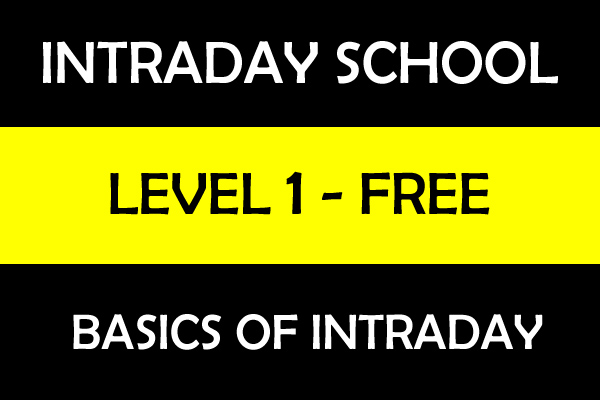 Basics of Intraday Trading - Level 1 cover