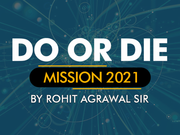 DO OR DIE FOR PHYSICS MISSION 2021 cover