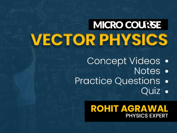 Vector For Physics - Micro Course cover