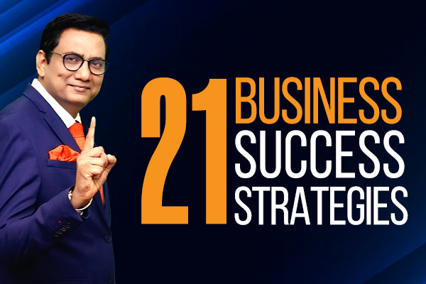 21 Business Success Strategies cover