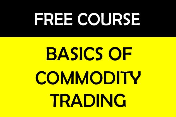 Basics of Commodity - Level 1 cover