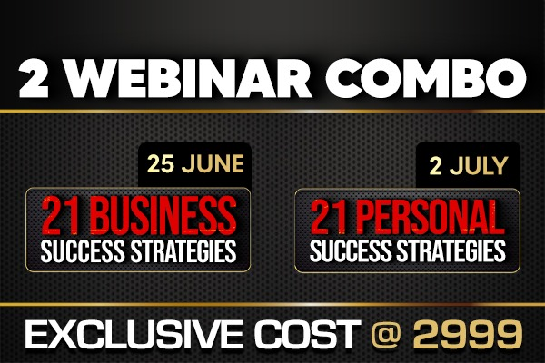 21 Business and Personal Success Strategies cover