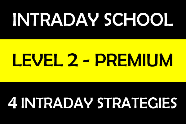 Intraday Trading Strategies - Level 2 cover